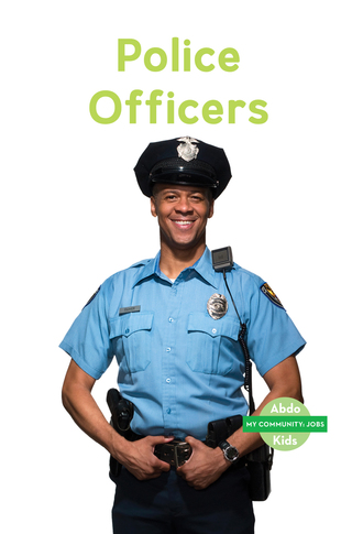 My Community Jobs: Police Officers