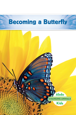 Changing Animals: Becoming a Butterfly