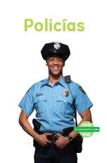 Trabajos En Mi Comunidad: Policia